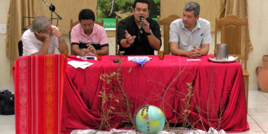 Semana de Teologia debate sobre Eucaristia e Ecologia