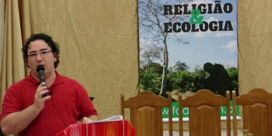 Ecoteologia foi discutido no segundo dia da semana de teologia